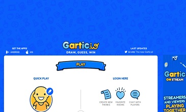 Photo of Gartic.io English Game